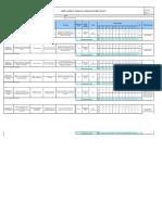 Anexo N° 1 Objetivos, Metas y Programa de Sistemas de Gestión