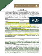 INFO TCU LC 2015 239-OK-Aprovacao PB e Estimat Aço
