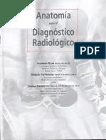Anatomia Diagnostico Radiológico