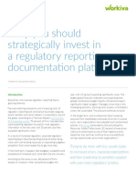 Why You Should Strategically Invest in Regulatory Reporting Documentation Platform Whitepaper 20160614 k7729