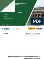 1eh Estacion Santiago Anteproyecto 20160713