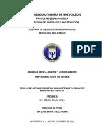 Cuestionario de Afrontamiento Del Estrés (CAE)