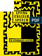 1953 Allen William Stannard.-Living English Speech for analysis.pdf