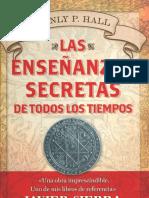 Esoterismo.las Ensenanzas Secretas de Todos Los Tiempos - Hall Manly