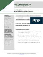 Alianza 2015 - I