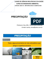 Precipitação