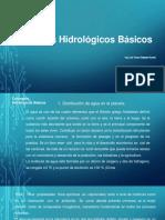 Conceptos Hidrologicos Basicos