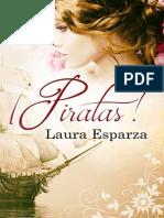 !Piratas! - Laura Esparza