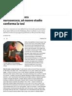 Dante Alighieri Era Narcolettico, Un Nuovo Studio Conferma La Tesi - Repubblica