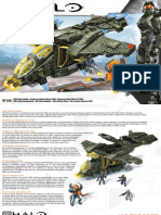 Instruction Unsc Pelican Gunship 97129 5594