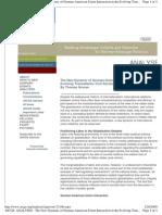 The New Dynamic of German-American Union Interaction in the Evolving Transatlantic Civil Society