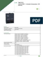 EcoStruxure™ Controlador lógico - Modicon M221_TMC2TI2