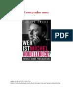 Encke_Wer ist Michel Houellebecq?_Leseprobe
