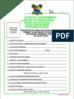 ALAUSA Registration Form