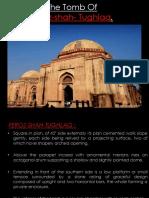 Tomb of Feroz Shah -Tughlaq