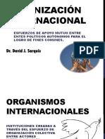 08 Organización Internacional