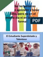 Niños Superdotados PowerP.