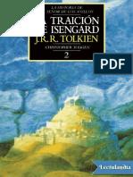 La Traicion de Isengard - J R R Tolkien