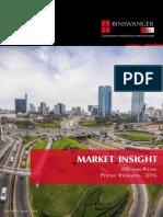 Informe de Oficinas Prime 2016 1T Binswanger Peru