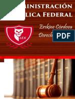 Administración Pública Federal- Erskine Córdova