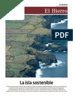 Extra El Mundo - El Hierro. 8.11.12