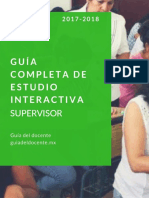 Guia Permanencia Supervisor