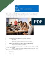 British Council BBC Teaching Speaking Skills (1)