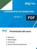 Sesión 1 Introduccion FUNDAMENTOS