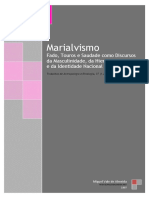 Marialvismo - Miguel Vale de Almeida