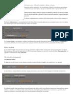 Resumen Javascripts POO