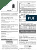 Manual de Instrucciones E520 r0
