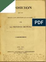 Exposicion Benito Laso Congreso