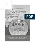 ECV Manual Lecciones Biblicas