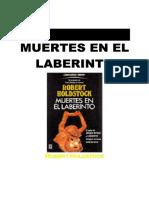 Holdstock, Robert - Muertes en El Laberinto