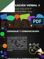 Comunicación Verbal 2