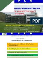 Fundam. de La Administración i y II u.t.