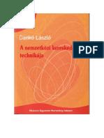 A nemzetközi kereskedelem technikája - Dankó László