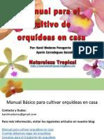 Manual Cultivo Orquideas