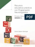 Gabarro Berbegal Daniel - Recursos Educativos Practicos Con Programacion Neurolinguistica