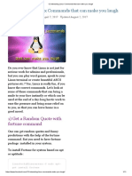 12 interesting Linux Commands that can make you laugh.pdf