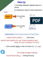 Calorimetry Hc