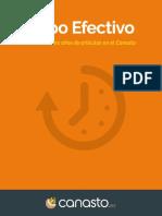 Tiempo Efectivo Una selección de diez años de artículos en el Canasto - Jeroen Sangers.pdf