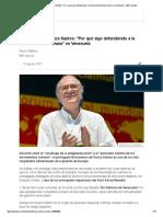 Boaventura de Souza Santos Por qué sigo defendiendo a la Revolución Bolivariana en Venezuela - BBC Mundo.pdf