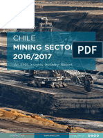 Chile Mining Sector