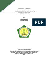 Proposal Kajian Teknis