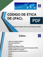6. Código de Ética de IFAC.