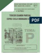 3 Exa Cepru Ordinario 2013-II Grupo a Tema p