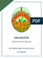San Agustín English