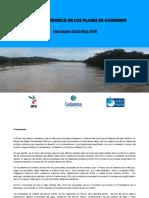 El recurso hídrico en los planes de gobierno