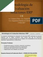 Metodologia Evaluaciion Soft ERP